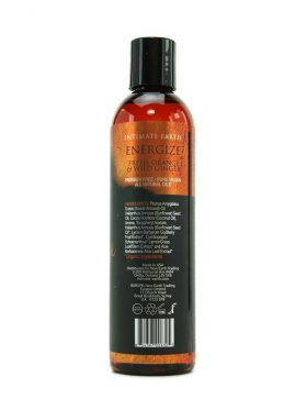 INTIMATE EARTH ENERGIZE AROMATHERAPY MASSAGE OIL