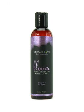 INTIMATE EARTH BLOOM AROMATHERAPY MASSAGE OIL