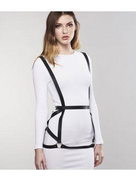 BIJOUX INDISCRETS MAZE ARROW DRESS HARNESS