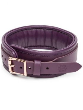 FIFTY SHADES FREED LEATHER COLLAR AND LEAD
