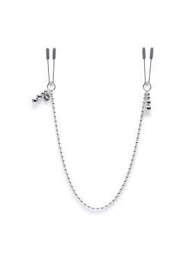 FIFTY SHADES DARKER CHAINED NIPPLE CLAMPS