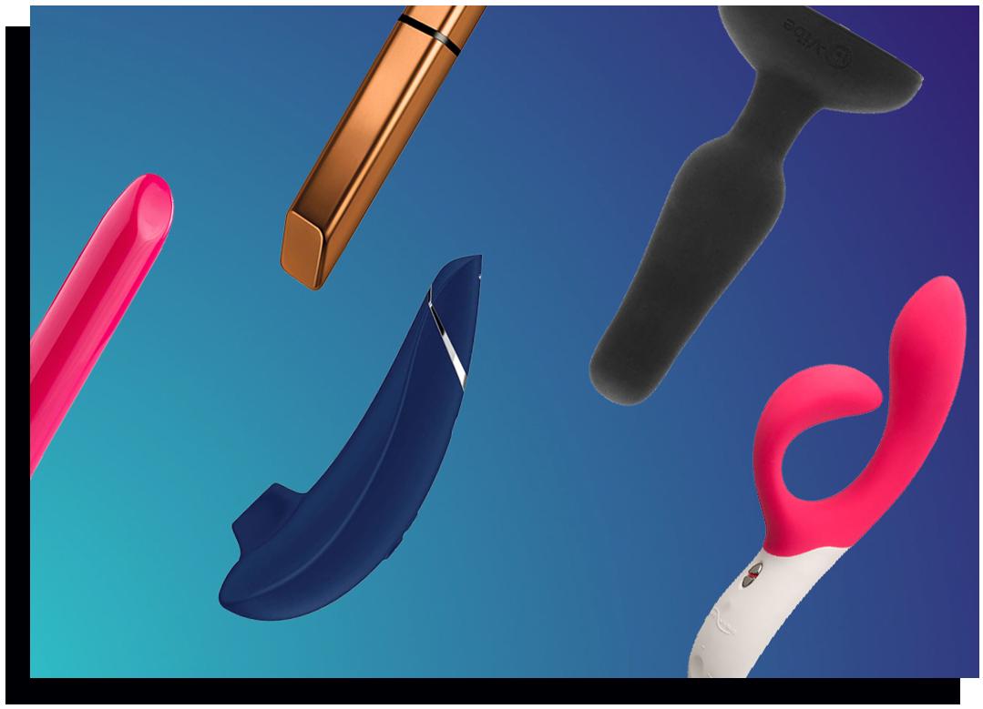 Quiet Sex Toys cover