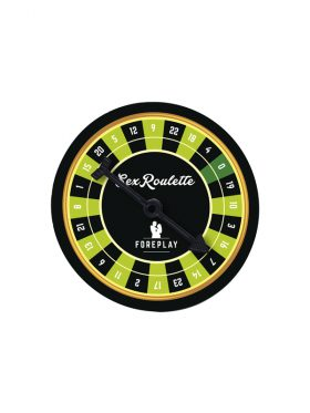 TEASE & PLEASE FOREPLAY SEX ROULETTE