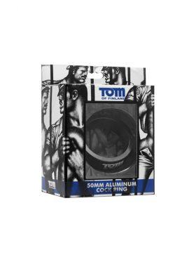 TOM OF FINLAND ALUMINUM COCK RINGS