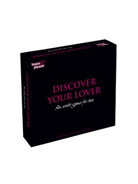 TEASE & PLEASE DISCOVER YOUR LOVER SPECIAL EDITION