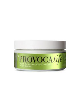 SENSUVA PROVOCATIFE HEMP OIL & PHEROMONE BODY BUTTER