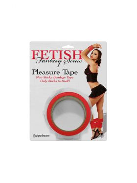 FETISH FANTASY SERIES RED PLEASURE TAPE