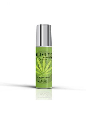 OLIMPYA VIBRATING PLEASURE STIMULATING HEMP SEED OIL