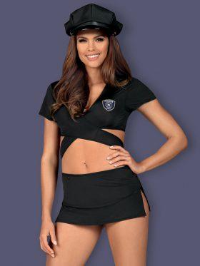 OBSESSIVE SEXY POLICE COSTUME