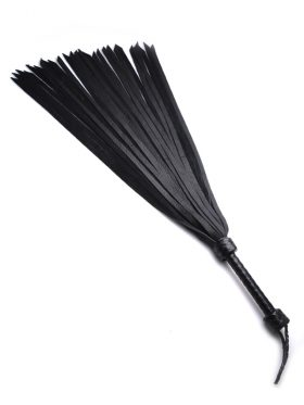 STRICT LEATHER PREMIUM LONG SOFT LEATHER FLOGGER