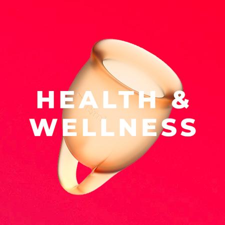 Health & Wellness Mobile Category English