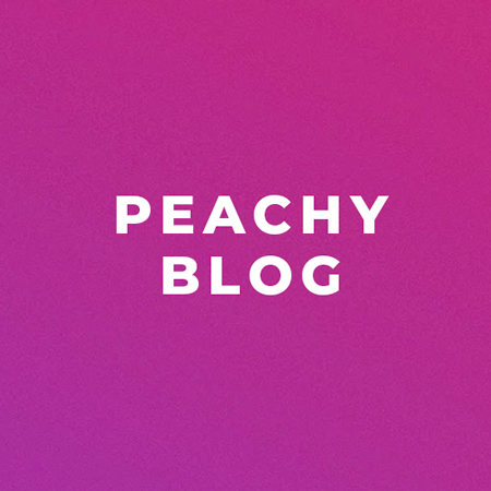 Peachy Blog Mobile Category English