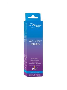PJUR WE-VIBE CLEAN ALCOHOL-FREE CLEANING SPRAY