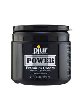 PJUR POWER PREMIUM CREAM LUBRICANT 500 ML