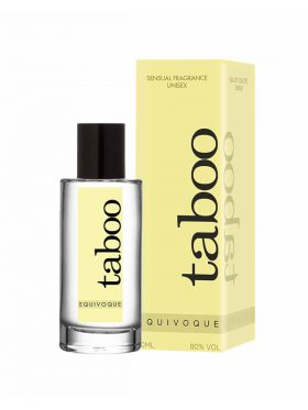 TABOO EQUIVOQUE UNISEX SENSUAL FRAGRANCE FOR THEM