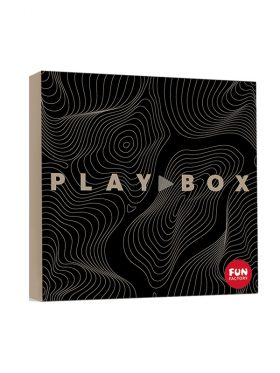 FUN FACTORY PLAY BOX SEX TOY KIT