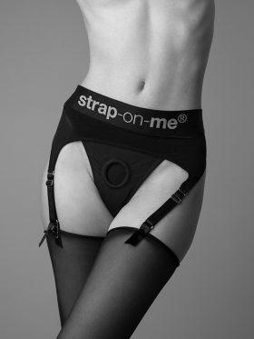 STRAP-ON-ME REBEL LINGERIE HARNESS