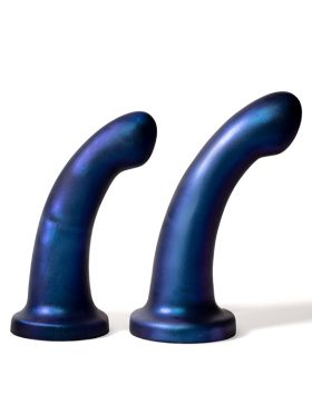 BS ATELIER GSPOT GALAXY MEDIUM SILICONE DILDO