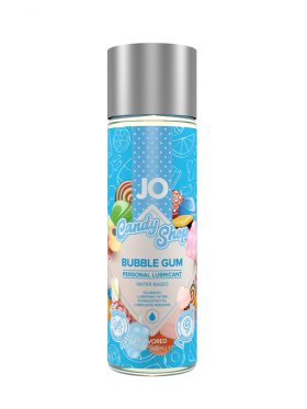 JO H2O FLAVORED CANDY SHOP BUBBLE GUM WATER-BASED LUBRICANT