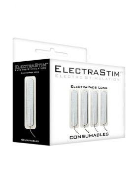 ELECTRASTIM LONG SELF ADHESIVE PADS