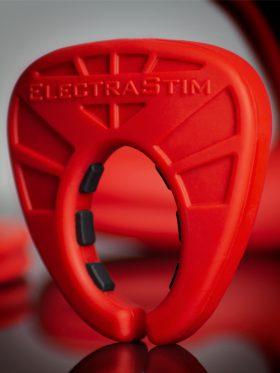 ELECTRASTIM SILICONE FUSION VIPER BI-POLAR COCK RING