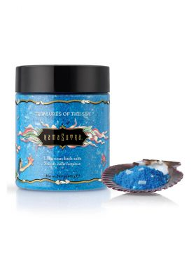 KAMA SUTRA TREASURES OF THE SEA LUXURIOUS BATH SALTS